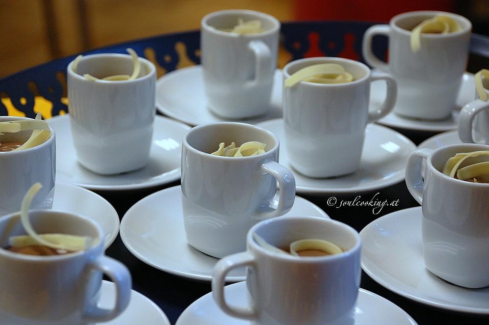Schoko Kaffee Mousse